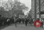 Image of May Day parade New York City USA, 1935, second 8 stock footage video 65675063187