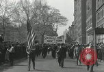Image of May Day parade New York City USA, 1935, second 11 stock footage video 65675063187