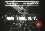 Image of May Day parade New York City USA, 1937, second 2 stock footage video 65675063190