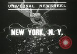 Image of May Day parade New York City USA, 1937, second 3 stock footage video 65675063190