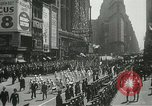 Image of unveiling ceremonies New York United States USA, 1937, second 12 stock footage video 65675063192