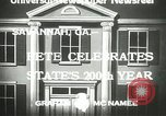 Image of 200th anniversary Savannah Georgia USA, 1933, second 3 stock footage video 65675063207