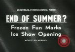 Image of ice show United States USA, 1962, second 1 stock footage video 65675063215