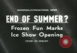 Image of ice show United States USA, 1962, second 5 stock footage video 65675063215