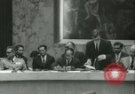 Image of United Nations conference New York United States USA, 1962, second 6 stock footage video 65675063218