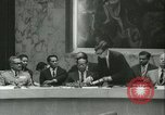 Image of United Nations conference New York United States USA, 1962, second 9 stock footage video 65675063218
