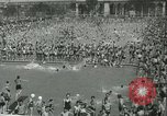 Image of American people during 1937 heat wave United States USA, 1937, second 1 stock footage video 65675063222