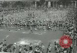 Image of American people during 1937 heat wave United States USA, 1937, second 3 stock footage video 65675063222