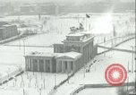 Image of Brandenburg Gate Berlin Germany, 1961, second 1 stock footage video 65675063227