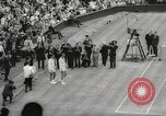 Image of Wimbledon tennis tournament United Kingdom, 1964, second 8 stock footage video 65675063244