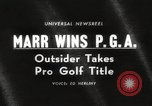 Image of Professional Golfers' Association United States USA, 1965, second 1 stock footage video 65675063261