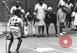 Image of negro children playing New York United States USA, 1935, second 7 stock footage video 65675063275
