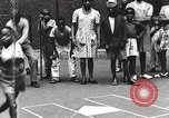 Image of negro children playing New York United States USA, 1935, second 8 stock footage video 65675063275