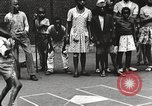 Image of negro children playing New York United States USA, 1935, second 9 stock footage video 65675063275