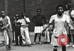 Image of negro children playing New York United States USA, 1935, second 12 stock footage video 65675063275