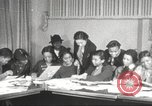 Image of Young Women's Christian Association Harlem New York City USA, 1940, second 1 stock footage video 65675063294