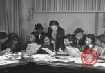 Image of Young Women's Christian Association Harlem New York City USA, 1940, second 4 stock footage video 65675063294