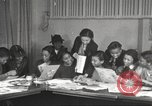 Image of Young Women's Christian Association Harlem New York City USA, 1940, second 5 stock footage video 65675063294