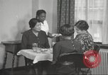Image of Young Women's Christian Association Harlem New York City USA, 1940, second 9 stock footage video 65675063310