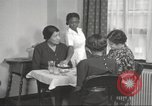 Image of Young Women's Christian Association Harlem New York City USA, 1940, second 10 stock footage video 65675063310