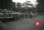 Image of 8th Air Force War Bond rally High Wycombe England, 1944, second 2 stock footage video 65675063321