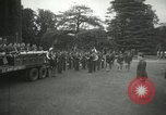 Image of 8th Air Force War Bond rally High Wycombe England, 1944, second 4 stock footage video 65675063321