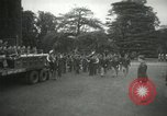 Image of 8th Air Force War Bond rally High Wycombe England, 1944, second 5 stock footage video 65675063321