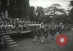 Image of 8th Air Force War Bond rally High Wycombe England, 1944, second 10 stock footage video 65675063321