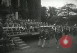 Image of 8th Air Force War Bond rally High Wycombe England, 1944, second 11 stock footage video 65675063321