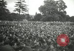Image of Major Glenn Miller and his Army Air Forces Band High Wycombe England, 1944, second 2 stock footage video 65675063322
