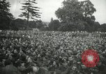 Image of Major Glenn Miller and his Army Air Forces Band High Wycombe England, 1944, second 4 stock footage video 65675063322