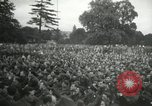 Image of Major Glenn Miller and his Army Air Forces Band High Wycombe England, 1944, second 10 stock footage video 65675063322