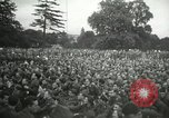 Image of Major Glenn Miller and his Army Air Forces Band High Wycombe England, 1944, second 11 stock footage video 65675063322