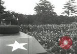 Image of 8th Air Force War Bond rally High Wycombe England, 1944, second 4 stock footage video 65675063323