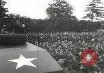 Image of 8th Air Force War Bond rally High Wycombe England, 1944, second 5 stock footage video 65675063323