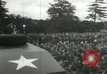 Image of 8th Air Force War Bond rally High Wycombe England, 1944, second 12 stock footage video 65675063323