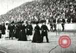 Image of Olympic games Paris France, 1900, second 3 stock footage video 65675063349