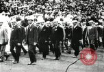 Image of Olympic events including tug-of-war and hurdling Paris France, 1900, second 3 stock footage video 65675063350