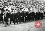 Image of Olympic events including tug-of-war and hurdling Paris France, 1900, second 10 stock footage video 65675063350