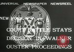 Image of James Walker Albany New York USA, 1932, second 3 stock footage video 65675063361