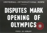 Image of Olympic games Saint Moritz Switzerland, 1948, second 1 stock footage video 65675063363