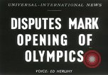 Image of Olympic games Saint Moritz Switzerland, 1948, second 2 stock footage video 65675063363
