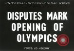 Image of Olympic games Saint Moritz Switzerland, 1948, second 4 stock footage video 65675063363