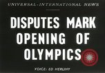 Image of Olympic games Saint Moritz Switzerland, 1948, second 5 stock footage video 65675063363