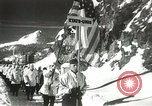 Image of Olympic games Saint Moritz Switzerland, 1948, second 6 stock footage video 65675063363