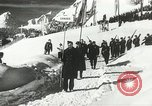 Image of Olympic games Saint Moritz Switzerland, 1948, second 10 stock footage video 65675063363