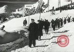 Image of Olympic games Saint Moritz Switzerland, 1948, second 11 stock footage video 65675063363