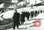 Image of Olympic games Saint Moritz Switzerland, 1948, second 12 stock footage video 65675063363