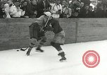 Image of Winter Olympic games Saint Moritz Switzerland, 1948, second 10 stock footage video 65675063365