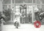 Image of Couple performing dances for camera Europe, 1913, second 3 stock footage video 65675063369